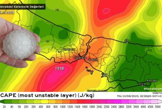 Marmara'da Yeni Meteorolojik Hareketlilik…
