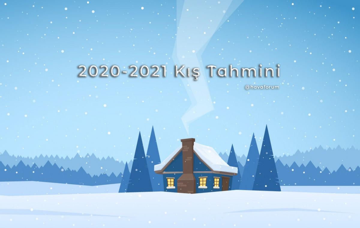 Hava Forum 2020-2021 Kış Tahmini