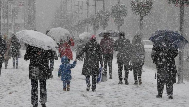 İşte Soğuk Hava ve Kar Yağışında Son Durum…